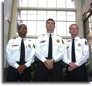 Uniformed Security Guards for Hire